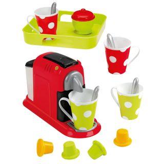 Ecoiffier 100% Chef Espresso Machine