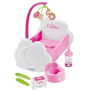 Ecoiffier Doll's Bed