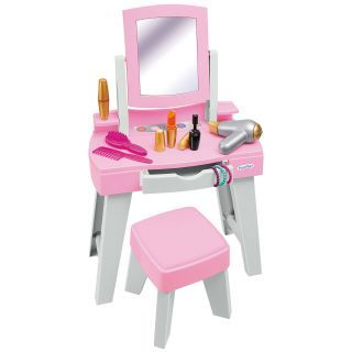 Ecoiffier Mademoiselle My First Dressing Table