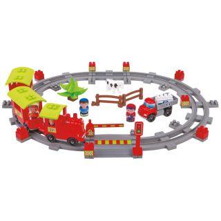 Abrick Coffret de train modèle aléatoire 3067