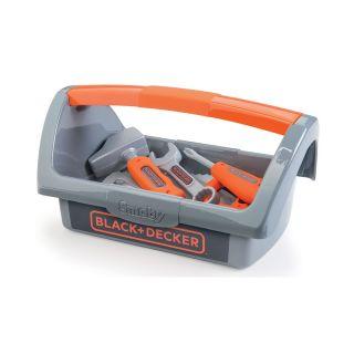 Smoby Black & Decker Toolbox