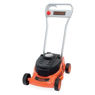 Smoby Black & Decker Lawn Mower