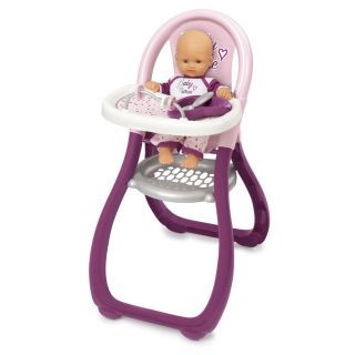 Smoby Baby Nurse Baby Chair