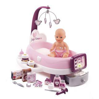 Smoby Baby Nurse Electronic Courtesy Set