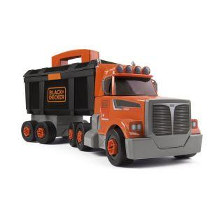 Smoby Black & Decker Toolbox Truck