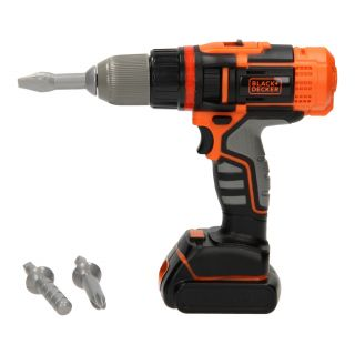 Smoby Black & Decker Electric Cordless Drill