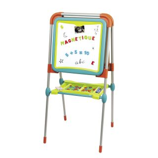 Smoby Magnet - and Chalkboard with Accessories