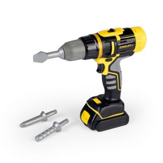 Smoby Stanley Electric Cordless Drill