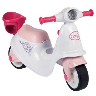 Smoby Corolle Scooter Ride On