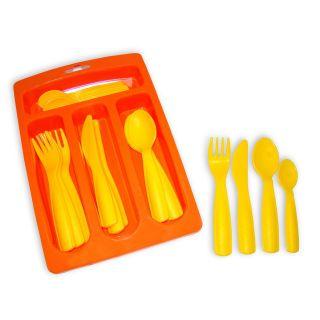 Polesie Cutlery Tray Stuffed, 17dlg.