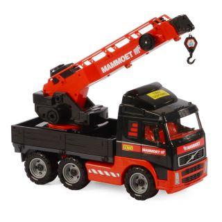 Polesie Mammoet Crane Truck