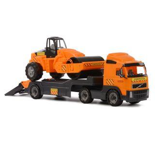 Polesie Volvo Truck with Roller