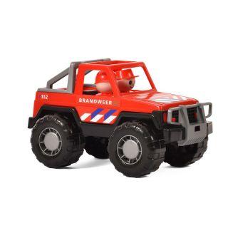 Polesie Fire Department Jeep