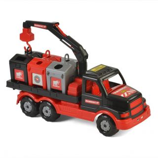 Mammoth Truck with Gripper