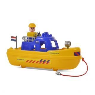 Polesie Dutch Ambulance Boat