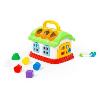 Polesie Learn and Play House