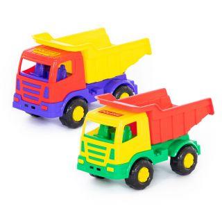 Polesie camion avec benne modèle aléatoire