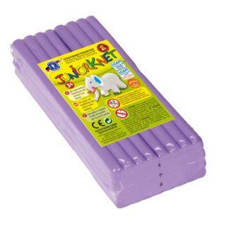 Jouet-Plus Pâte à modeler Violet, 500gr, modèle aléatoire 628.0305-6