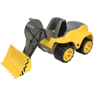 BIG Power Worker Maxi Loader with Wheels