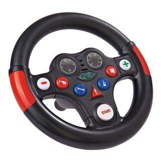 BIG Play steering wheel with racing sounds