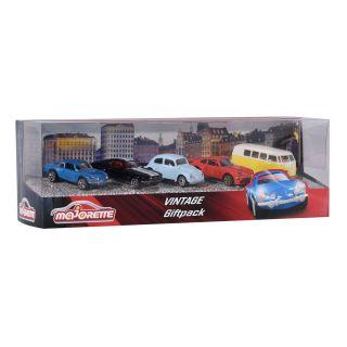 Majorette Vintage Cars, 5pcs.