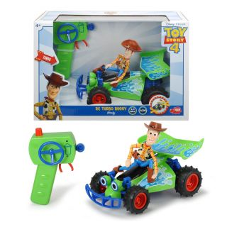 Toy Story RC - Buggy with Woody