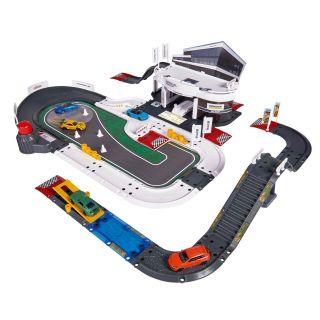 Majorette Porsche Exprerience Center with Vehicles