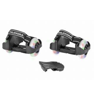 Hudora Heel Wheels with Light