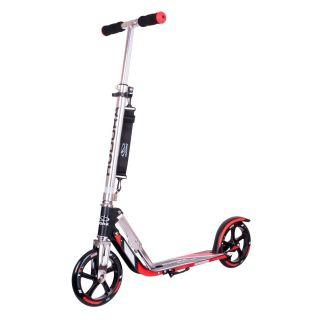Hudora Scooter Big Wheel Step RX205 - Black / Red