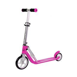 Hudora Little Big Wheel Scooter - Magenta