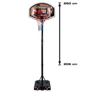 Hudora Chicago basketball standard