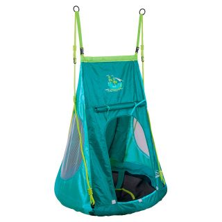Hudora Nest Swing Pirate with Tent
