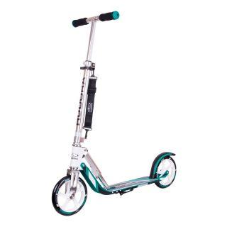 Hudora Big Wheel 205 Step - Turquoise