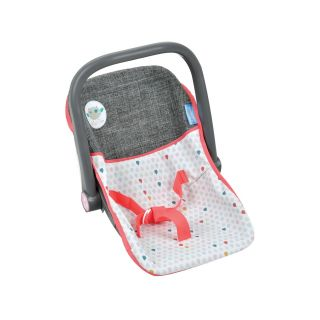 Hauck Doll's Chair Pink with Dots
