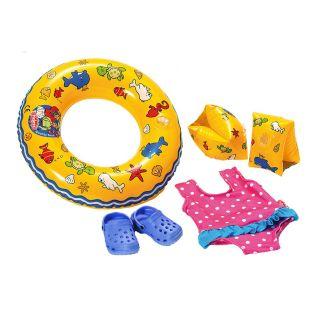 Zwemset dolls, 35-45 cm
