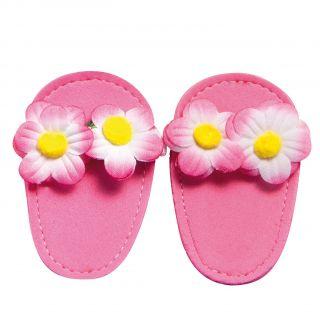 Dolls slippers, 35-45 cm