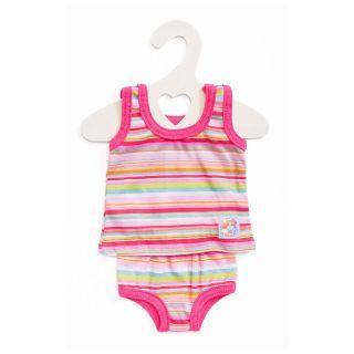 Dolls underwear-pink, 28-35 cm