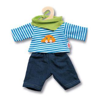 Dolls outfit boy, 28-35 cm