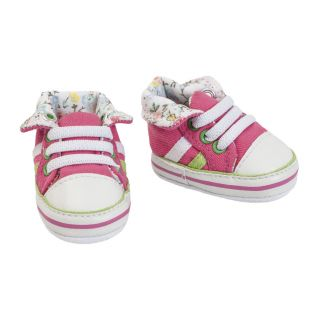 Doll Shoes Sneakers Pink, 30-34 cm