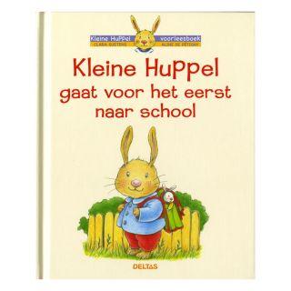 """Jouet-Plus Livre """"Little Hop va à l'école pour la première fois"""""""
