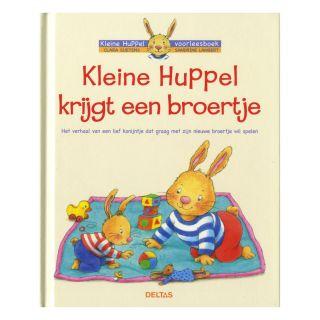 """Jouet-Plus Livre """"Little Hop a un frère"""""""