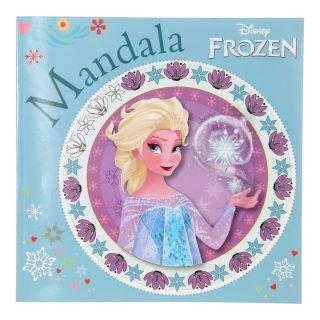 Disney Frozen Mandala Coloring Book