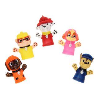 Finger Puppets Paw Patrol, 5pcs.