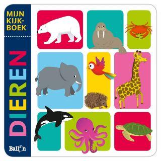 My Foam Kijkboek - Animals