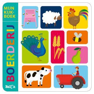 My Foam Kijkboek - Boerderij