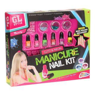 Manicure Nail Kit
