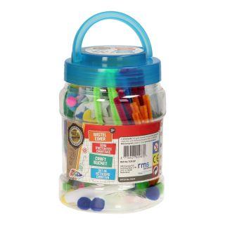 Jouet-Plus Coffret créatif bleu pour enfant