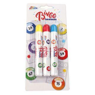 Bingo Markers, 3pcs