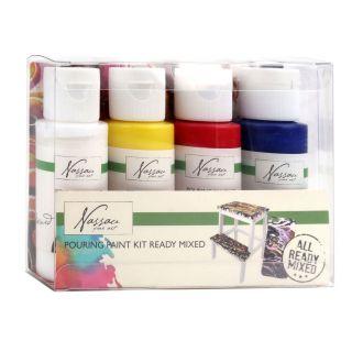 Paint paint 4 Colors, 59ml