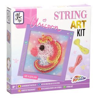 String Art Set - Unicorn